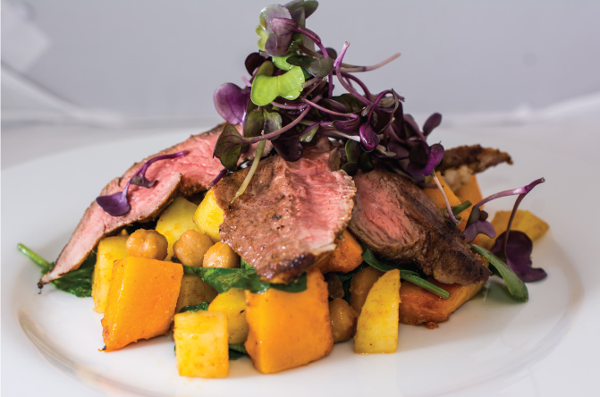 Spiced-lamb-with-crispy-roasted-veges-and-chickpeas