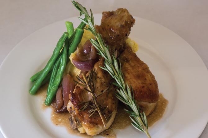 Quince-glazed-chicken