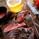 Buy organic for the perfect barbecue steak