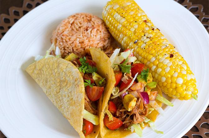 Pulled-Pork-Taco
