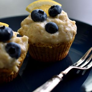 school holiday baking lemon and blueberry cupcakes nelson